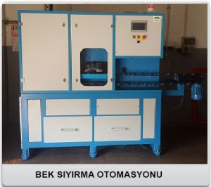 BEK-SIYIRMA-OTOMASYONU