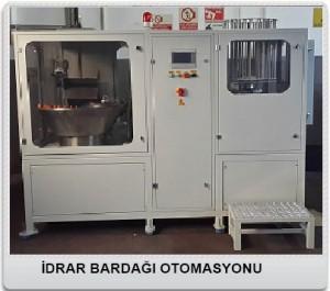 İDRAR BARDAĞI-OTOMASYONU